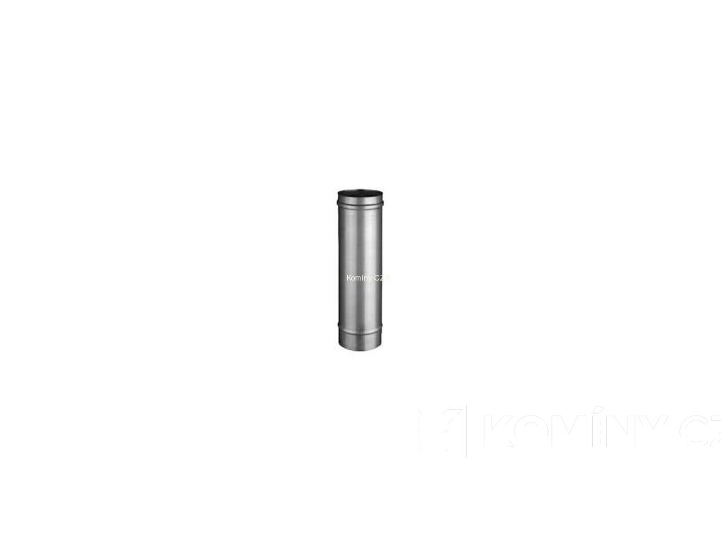 Komínová vložka nerez 1000mm 0,6-180mm