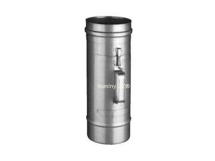 Čistící prvek nerez 210x140 1-140mm