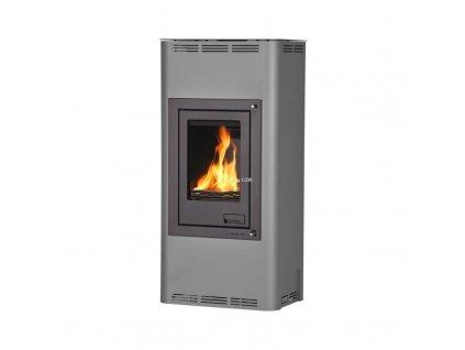 HS FLAMINGO AQUAFLAM 7 výměník základní regulace hoření šedá