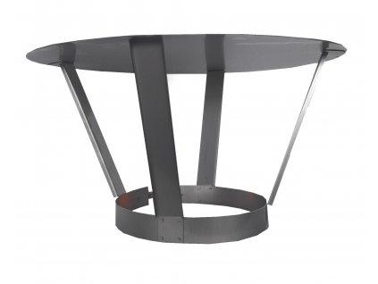 Komínová stříška Jehlan pro keramické komíny 180mm