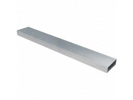 Kanál externího přívodu vzduchu 150x50mm délka  0,5m
