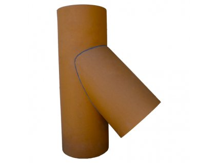 Komínová vložka keramická kouřovod 180/45°/660mm