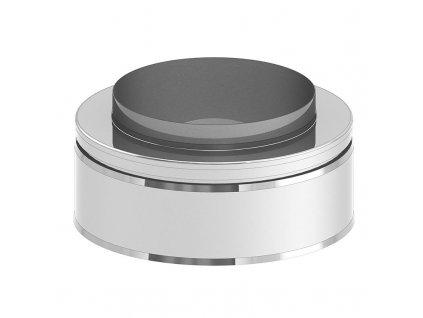 Uzávěr vedení 160/25 mm izolace