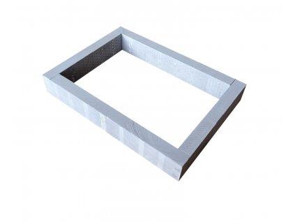 Napojovací díl parozábrany na keramický komín Vario výška 100 mm