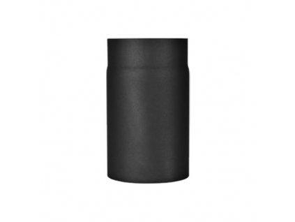 trubka ke kamnům 250mm černá 1,5mm