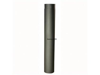 Kouřovod-trubka ke kamnům 130/500/1,5