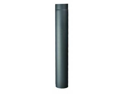 Kouřovod-trubka ke kamnům 125/1000/1,5