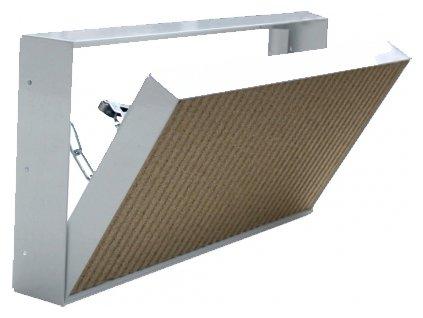 Revizní otvor do obestavby 444x222mm na výšku