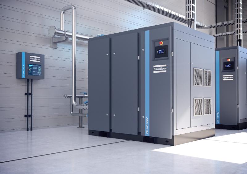 Atlas Copco představuje nový kompresor