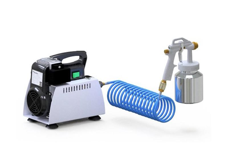 Sanitační prostředky CLINIC AIR Gentilin