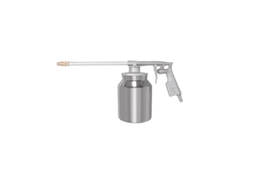 Mycí pistole s hliníkovou nádržkou Gentilin 771300