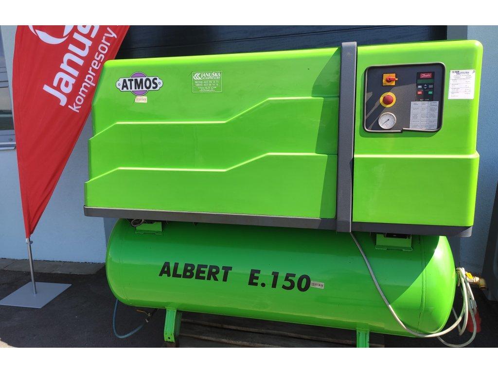 Šroubový kompresor ATMOS Albert E. 150 Vario
