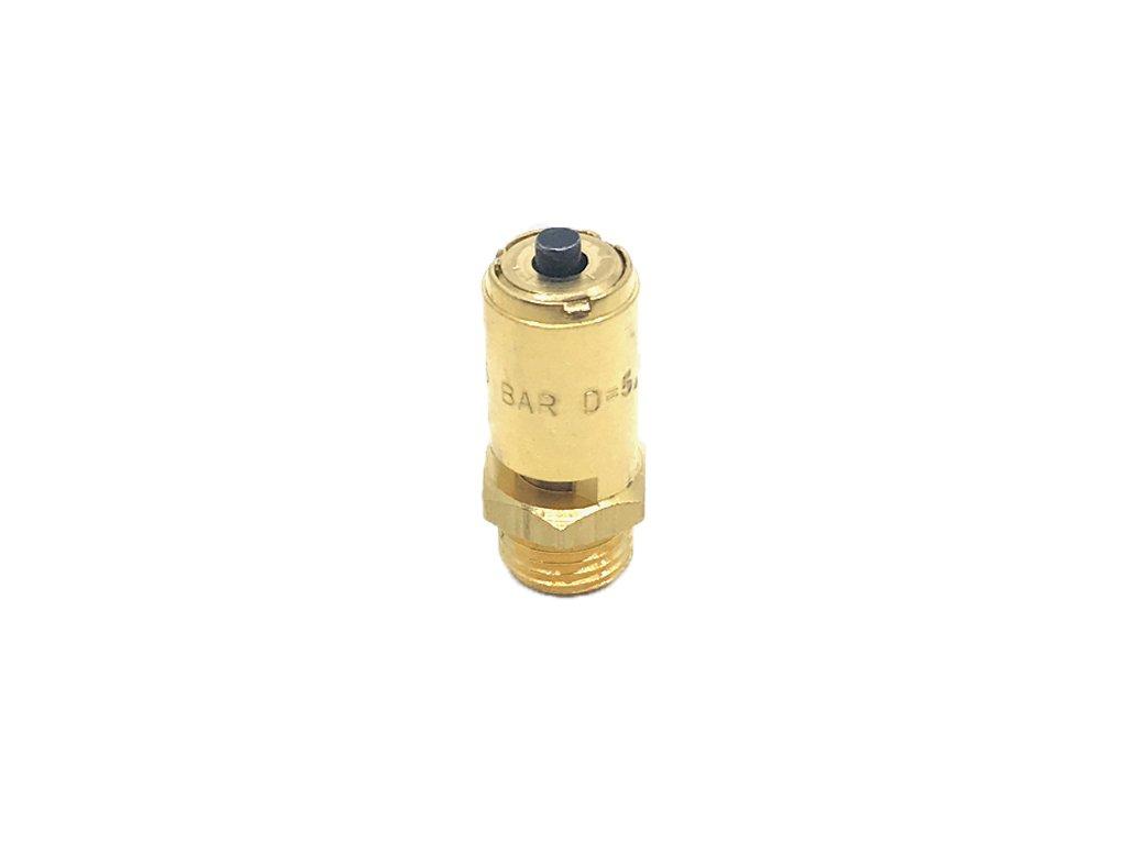 Pojistný ventil 1. stupeň - BK114-120 Fini