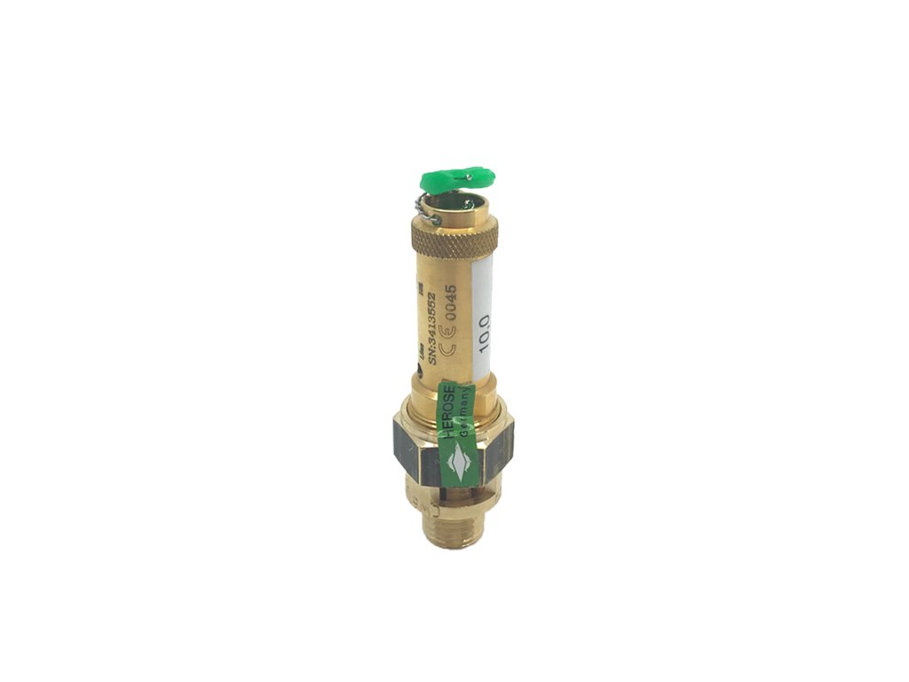 "V-Pojistný ventil HEROSE, G1/4"", 10 bar, sv. 7mm"