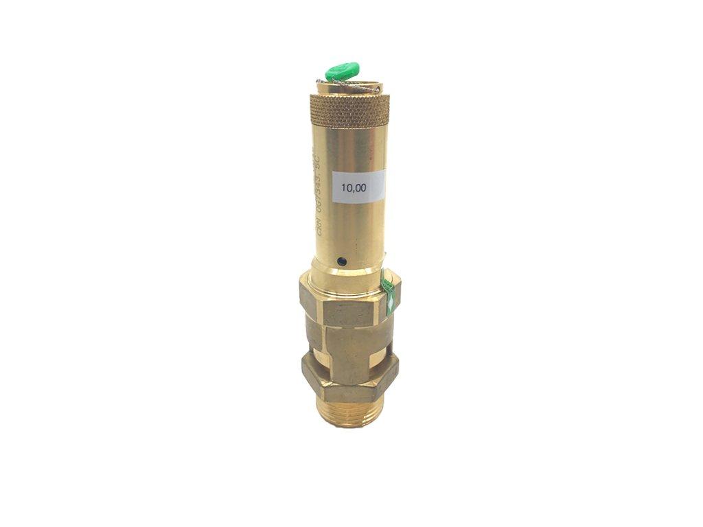 V-Pojistný ventil HEROSE, G 1'', 10 bar, sv. 20mm