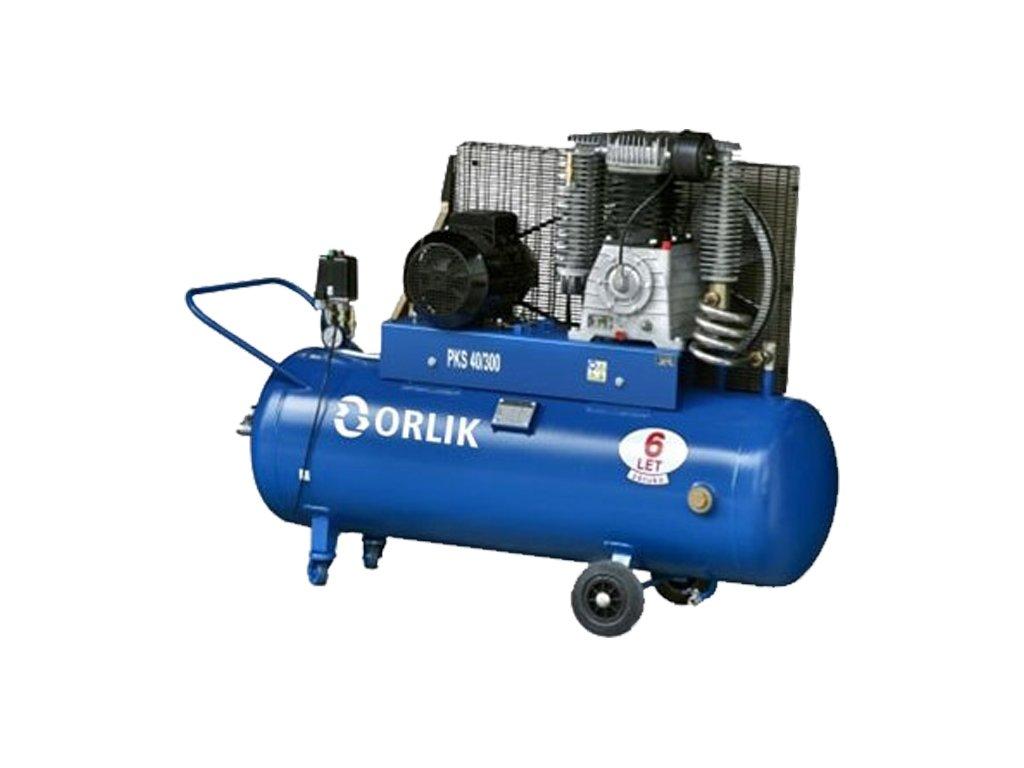 Pístové kompresory výkon 5,5 - 7,5 kW