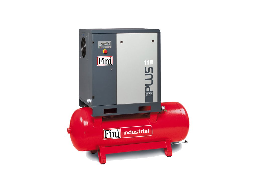 Šroubový kompresor Fini PLUS 11-15-270 (IE3)