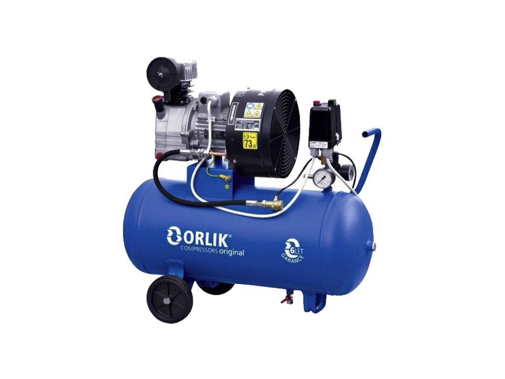 Pístový kompresor Orlík PKS 4-O-2/50 Oilless