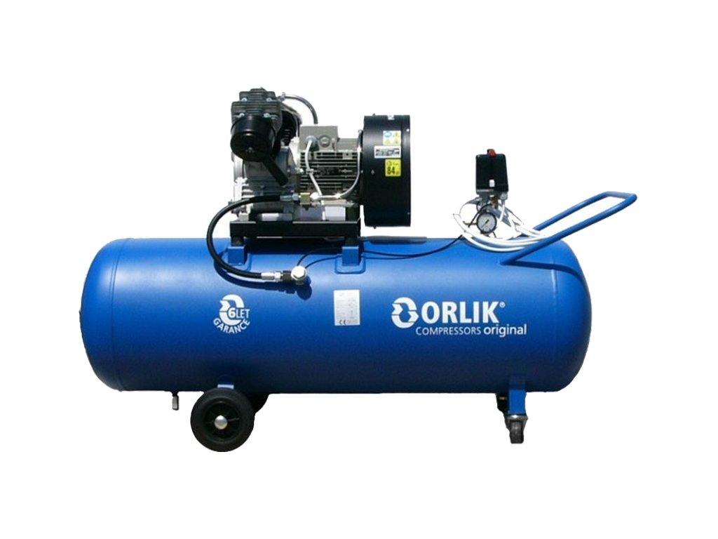 Pístový kompresor Orlík PKS 28-O/270 Oilless