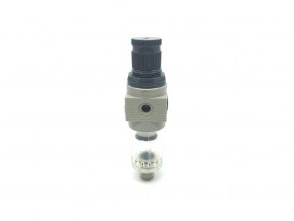 regulator tlaku filtr