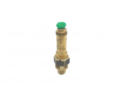 "V-Pojistný ventil G1/4"", 13,5 bar, sv. 7mm"