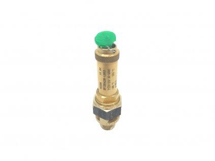 "V-Pojistný ventil HEROSE, G1/4"", 11 bar, sv. 7mm"