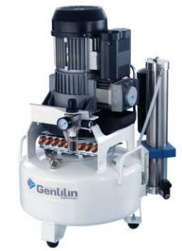 Kompresory pro stomatologické ordinace