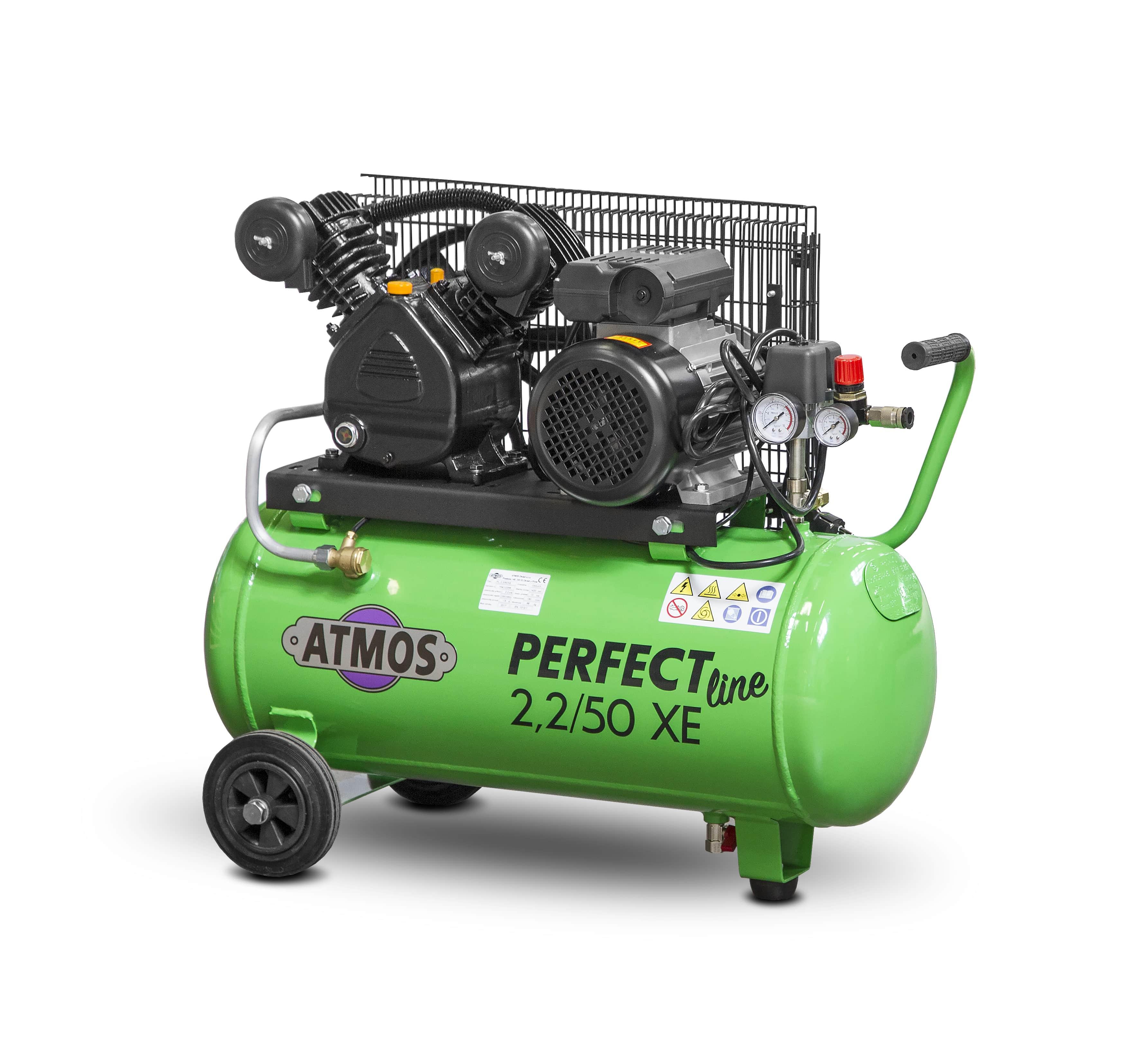 Akční nabídka kompresorů ATMOS - podzim 2019