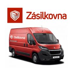 Doručování službou Zasilkovna.cz