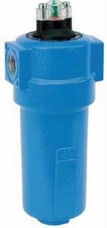 Vzduchové filtry s tlakem 16 až 64 bar