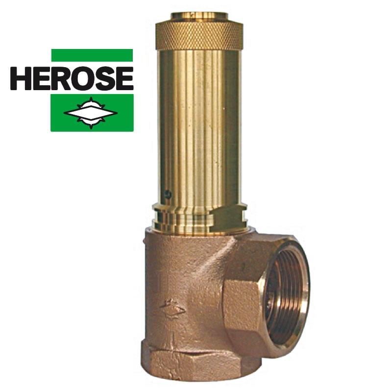 Pojišťovací ventily HEROSE