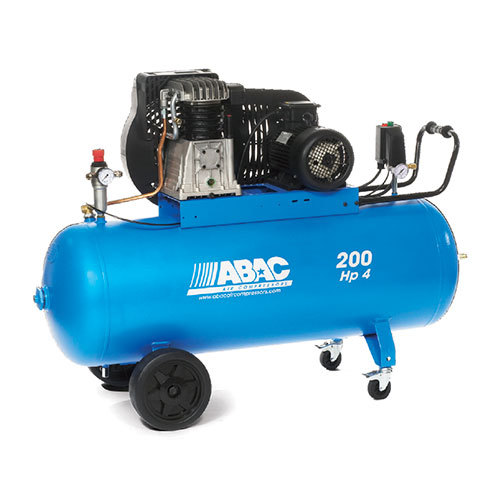 Dvoustupňové pístové kompresory ABAC