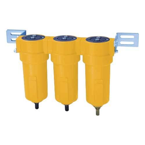 Filtry pro dýchatelný vzduch B-AIR do 16 bar