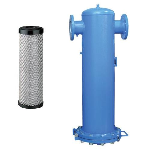 Filtr a aktivním uhlím BFA, olej 0.005 mg/m3