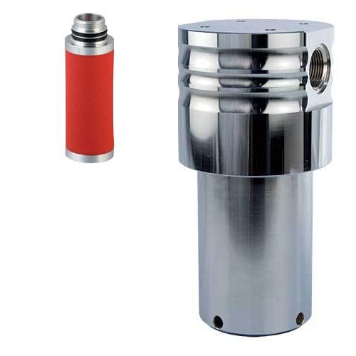 Vzduchové filtry CHP1S do 100 bar