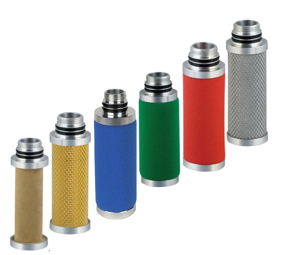 Filtrační vložky, pro filtry CHP