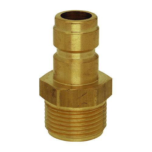Vsuvky ESHG s vnějším závitem a ventilem