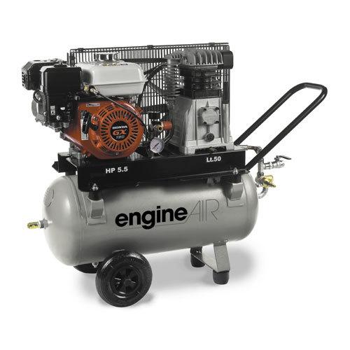 Mobilní kompresory s benzínovým motorem