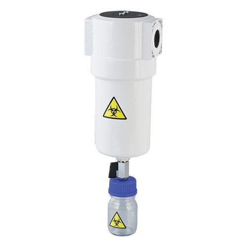 Vakuové filtry M-VAC pro medicinální aplikace