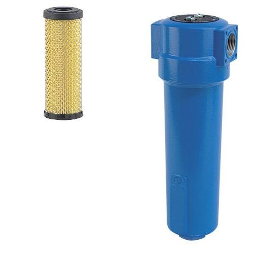 Vakuové filtry P-VACP do 3 um