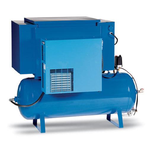Odhlučněné kompresory se sušičkou vzduchu MARK