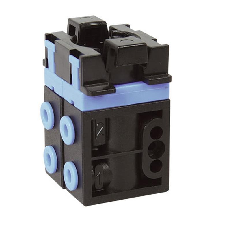 Ručně ovládané ventily pro nástavbu