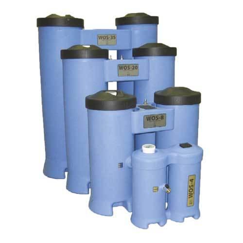 Separátory voda-olej