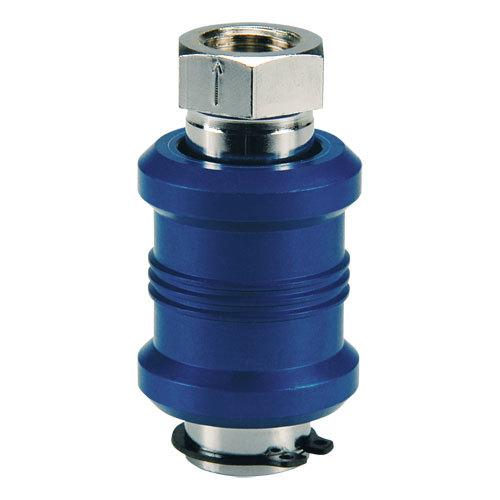 Funkční šroubení škrtící, zpětné, rychloodvzdušňovací a uzavírací ventily