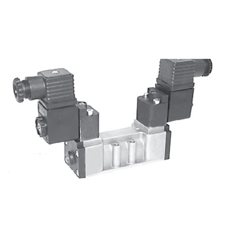 Elektromagnetické ventily ISO