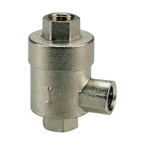 Rychloodvzdušňovací ventily