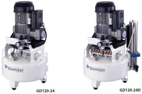 stomatologický kompresor