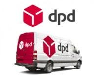 Dobírka s přepravní společností DPD