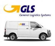 Dobírka společnosti GLS