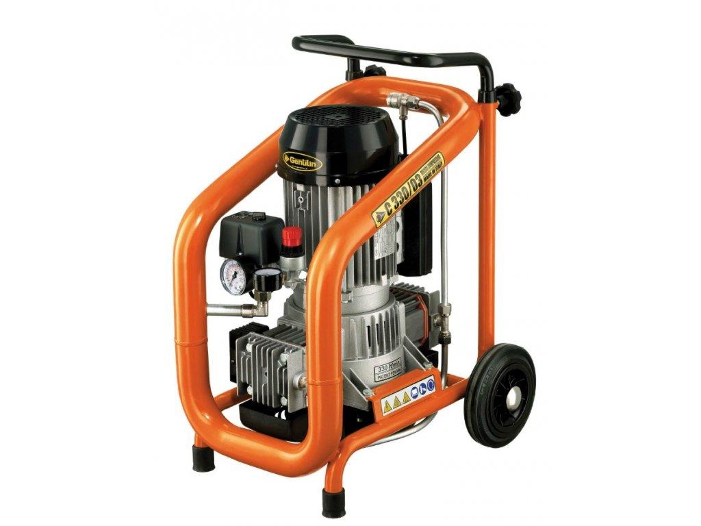 Bezolejový kompresor Compact-Air 3l